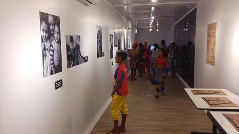 Museu da Imagem e Som em Fortaleza: Visitação