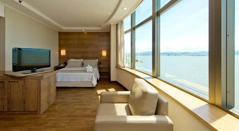 Hotéis no centro de Florianópolis: Majestic Palace Hotel