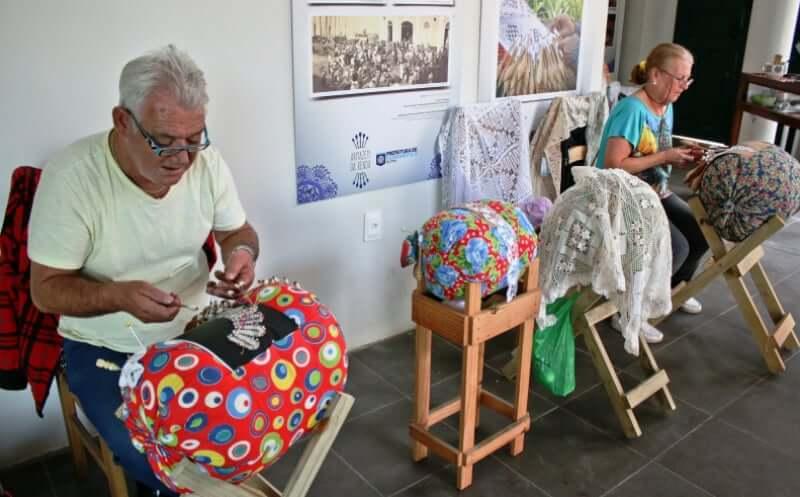 Mercado Público de Florianópolis: Armazém da Renda