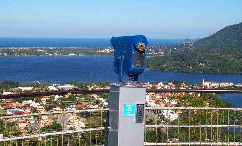 Roteiro de 1 dia em Florianópolis: Mirante do Morro da Lagoa da Conceição