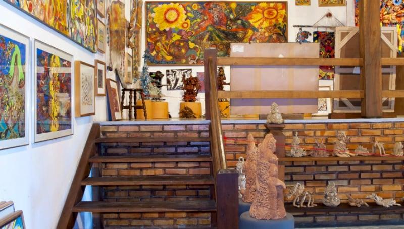 Museus em Florianópolis: Museu O Mundo Ovo de Eli Heil