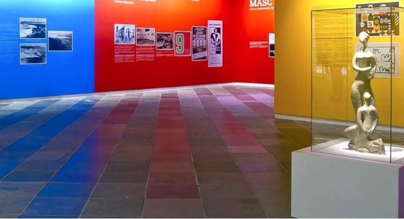 Museus em Florianópolis: Museu de Arte de Santa Catarina