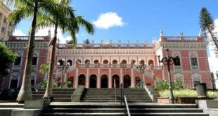 Palácio Cruz e Sousa em Florianópolis: