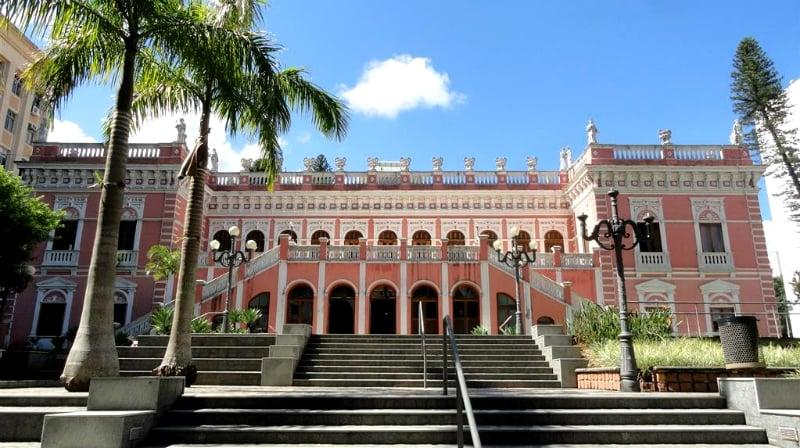 Roteiro de 2 dias em Florianópolis: Palácio Cruz e Sousa