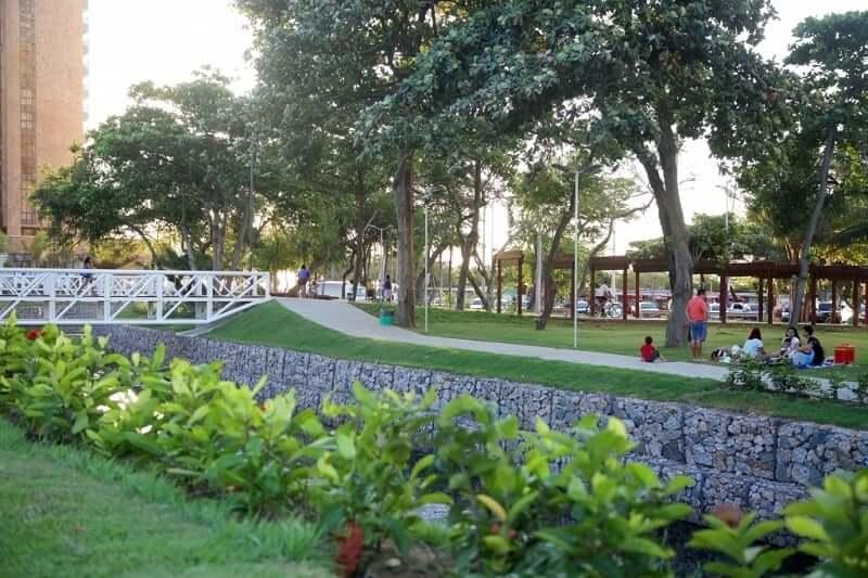 Parques em Fortaleza: Parque Bisão