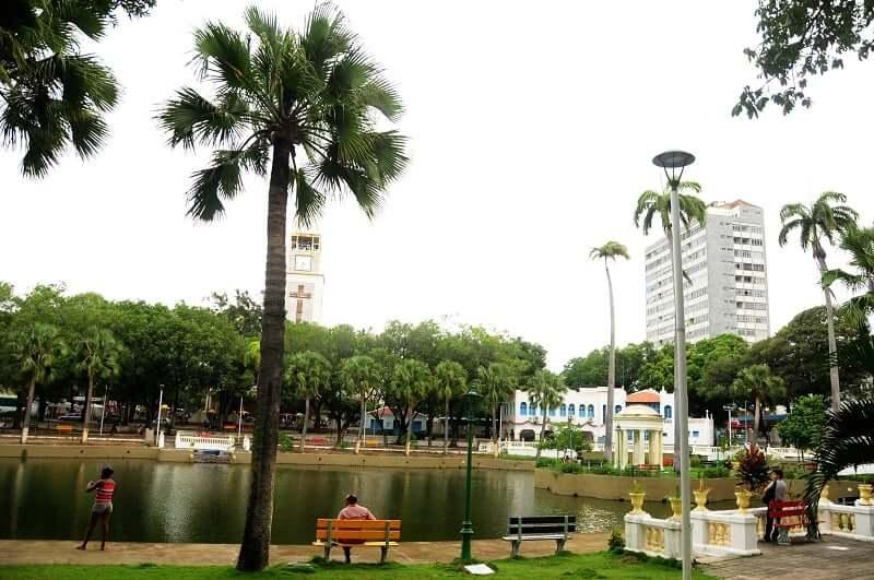 Parques em Fortaleza: Parque das Crianças