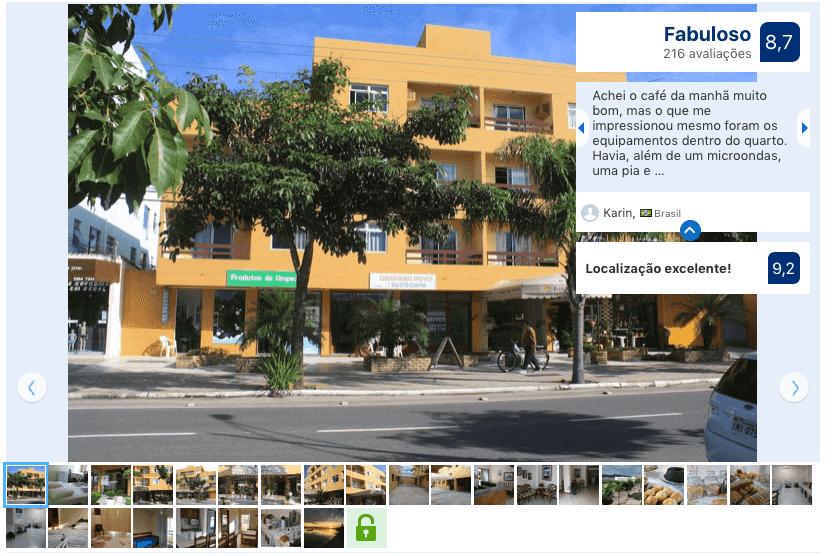 Dicas de hotéis em Florianópolis: Avaliação do Petit Praia Hotel