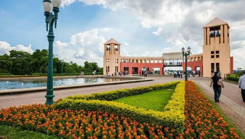 Pontos turísticos: Curitiba