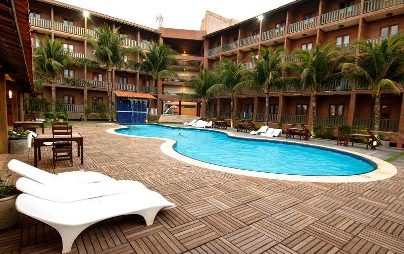 Hotéis bons e baratos na Praia do Futuro em Fortaleza: Porto Futuro