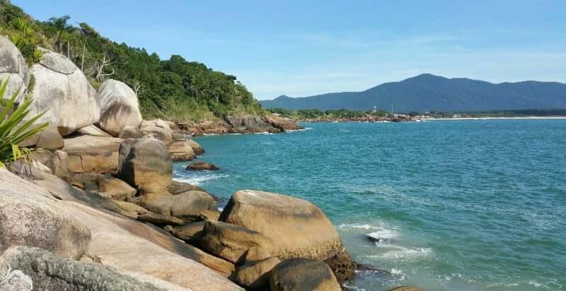 Melhores praias em Florianópolis: Praia da Barra da Lagoa