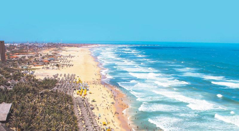 Roteiro de 4 dias em Fortaleza: Praia do Futuro
