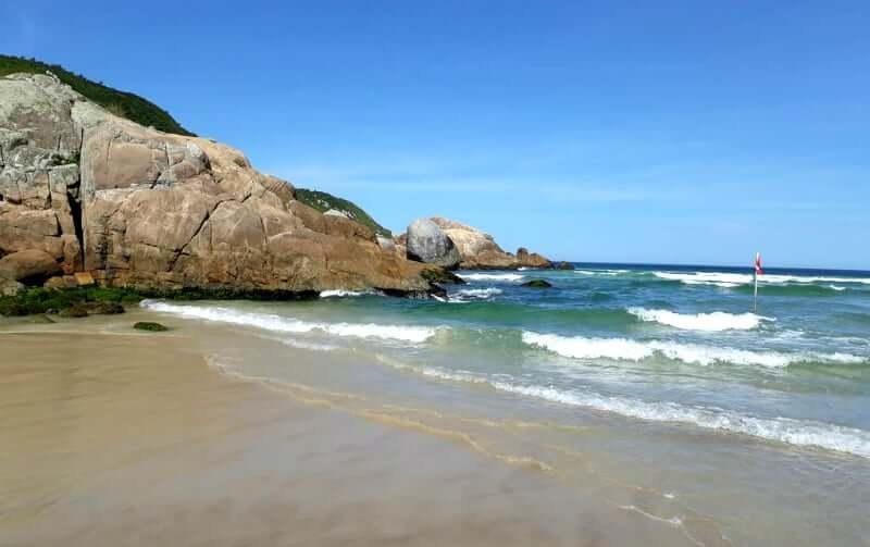 Melhores praias em Florianópolis: Praia do Santinho