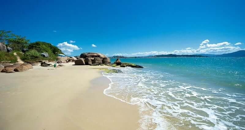 Melhores praias em Florianópolis: Praia dos Ingleses