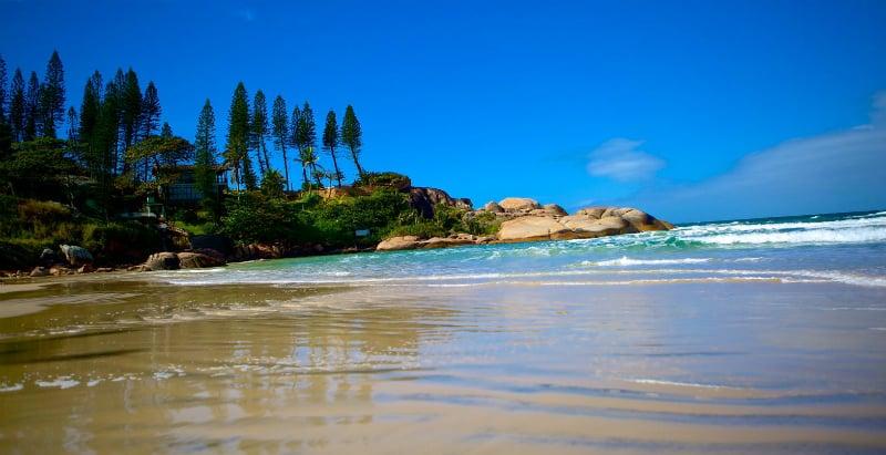 Melhores praias em Florianópolis: Praia da Joaquina