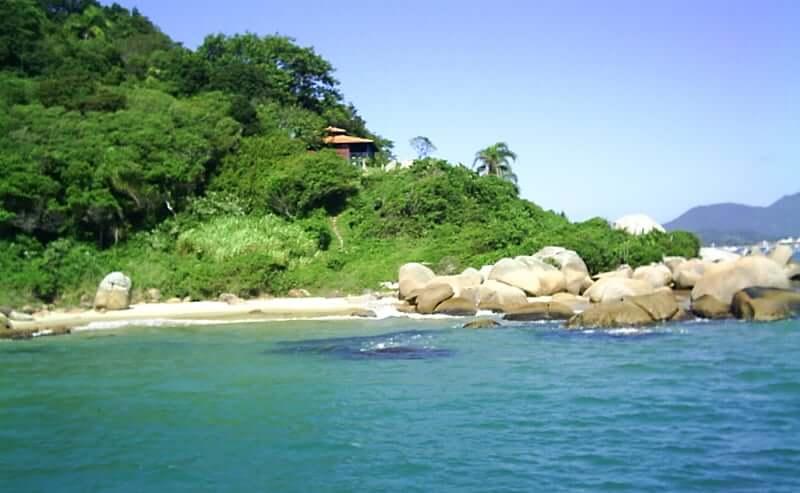 Praia da Lagoinha de Ponta das Canas em Florianópolis: Como Chegar