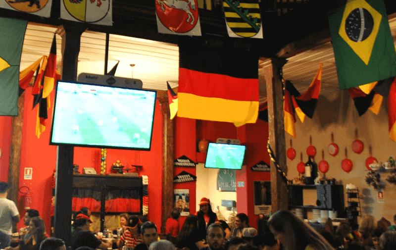 Melhores bares em Curitiba: Alemão