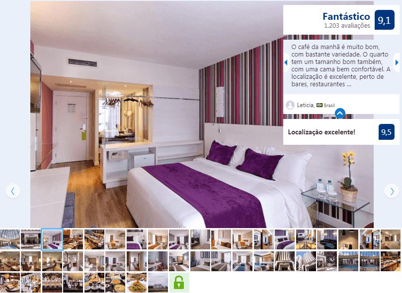 Melhores hotéis em Curitiba: Radisson