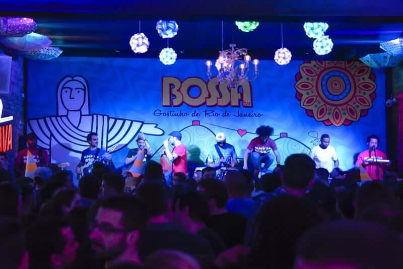 Melhores bares em Curitiba: Bossa