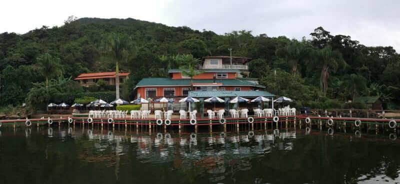 Costa da Lagoa em Florianópolis: Restaurantes