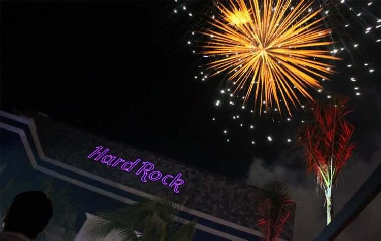 Ano Novo em Curitiba: Hard Rock