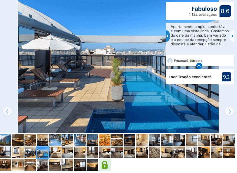 Hotéis no centro de Florianópolis: Avaliação Novotel Florianopolis