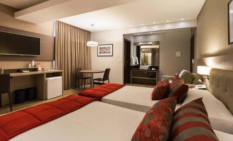 Hotéis no centro de Florianópolis: Hotel Faial Prime Suítes