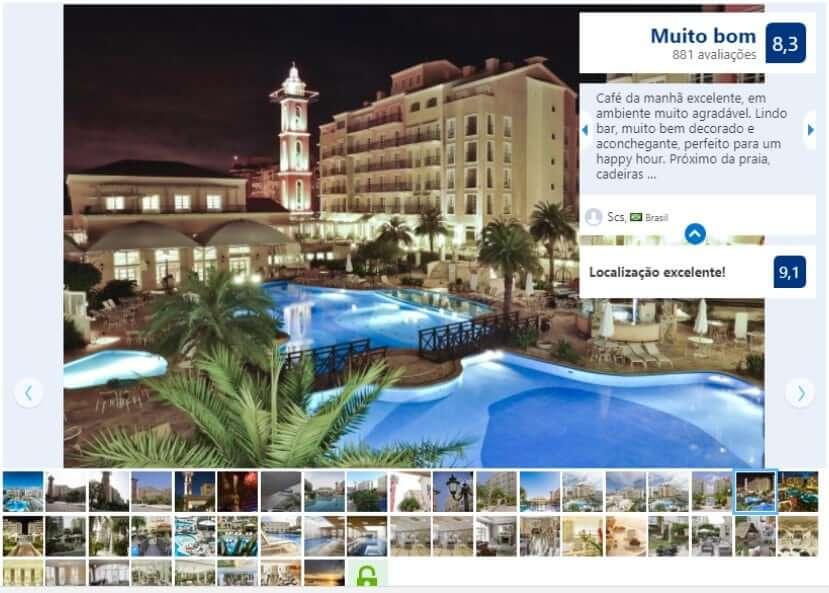 Hotéis de luxo em Florianópolis: Avaliação do Il Campanário Villagio Resort