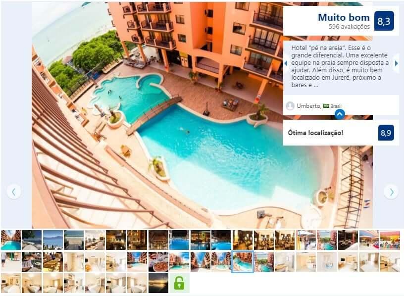 Hotéis de luxo em Florianópolis: Avaliação do Jurerê Beach Village