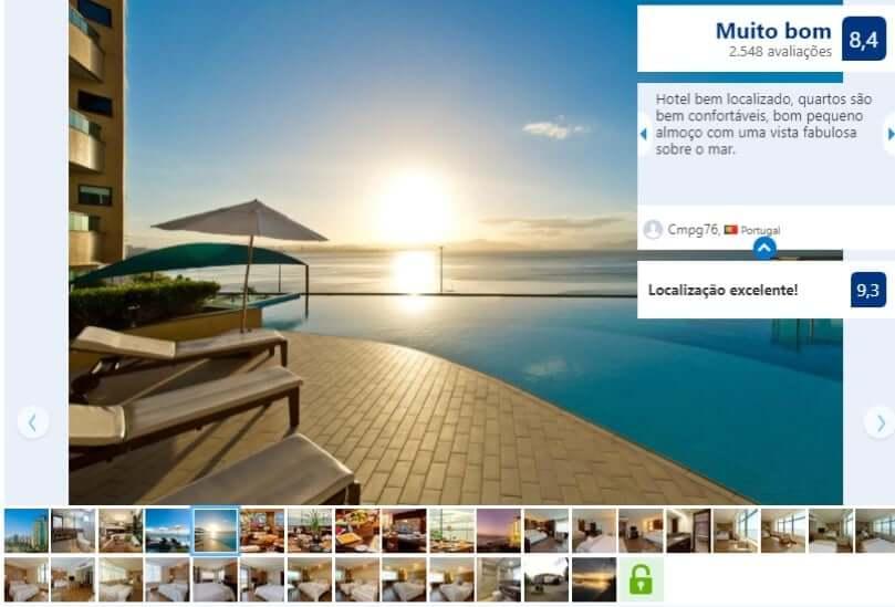 Hotéis de luxo em Florianópolis: Avaliação do Majestic Palace Hotel