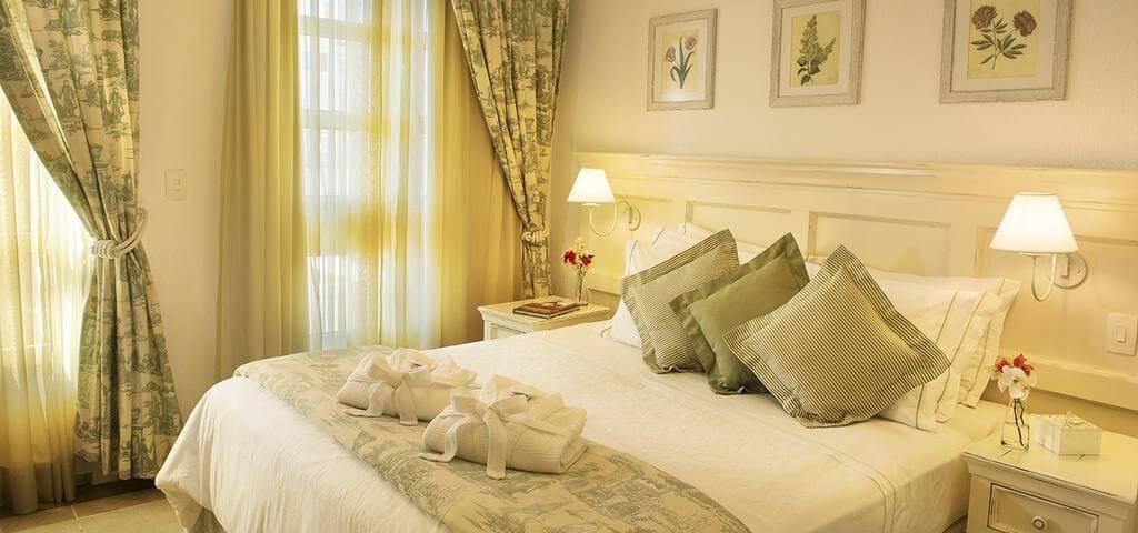 Hotéis de luxo em Florianópolis: Il Campanário Villagio Resort