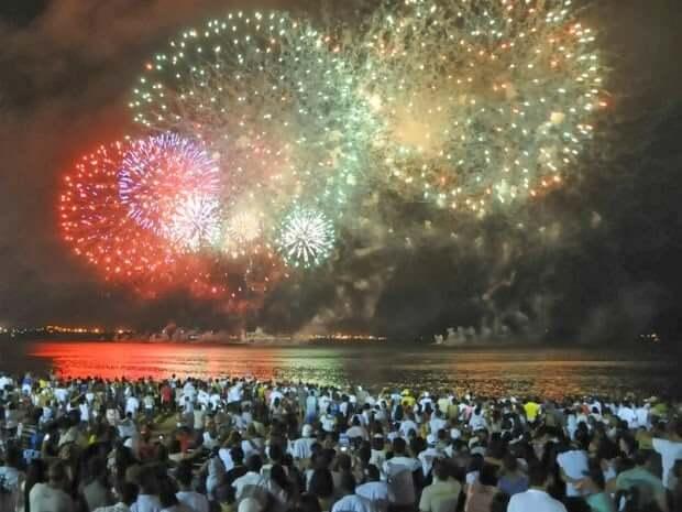 Ano Novo em Curitiba: Ilha do Mel