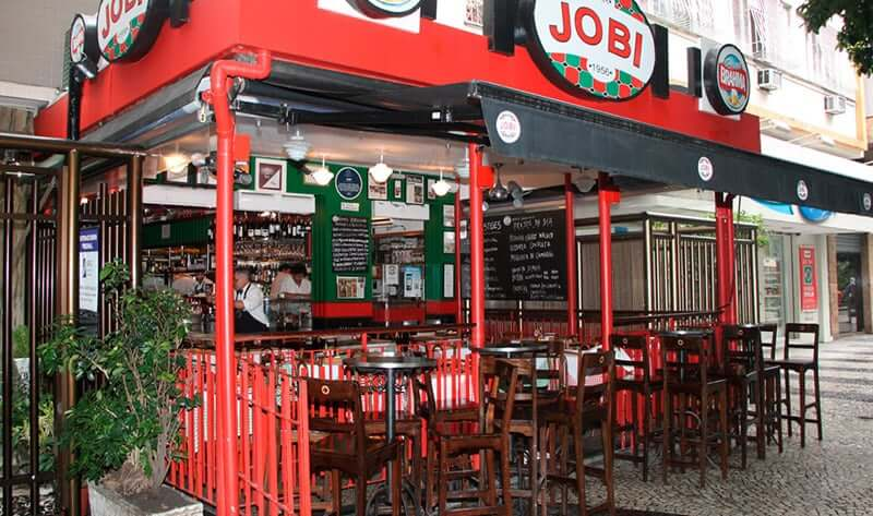 Bar JOBI no Rio de Janeiro