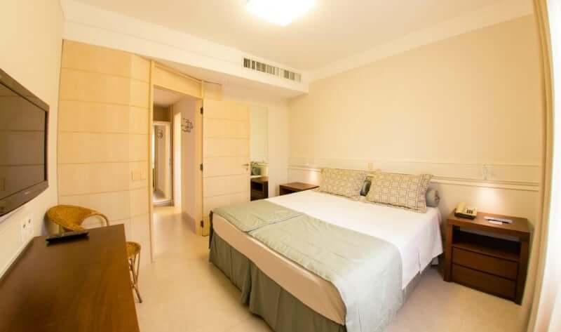 Hotéis de luxo em Florianópolis: Jurerê Beach Village