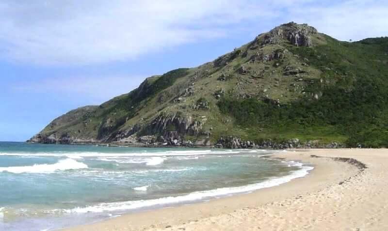 Praias do sul de Florianópolis: Lagoinha do Leste