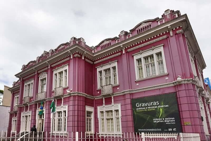 Museus em Curitiba: MAC