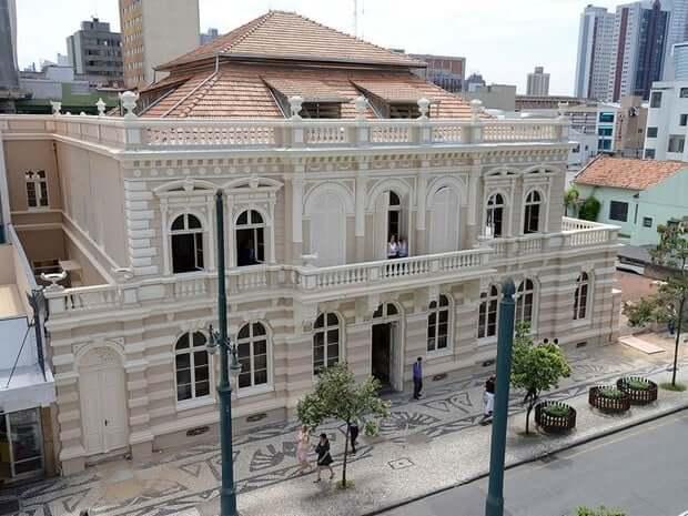 Museus em Curitiba: MIS