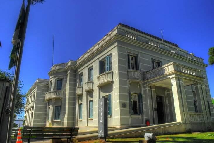 Museus em Curitiba: Museu Paranaense
