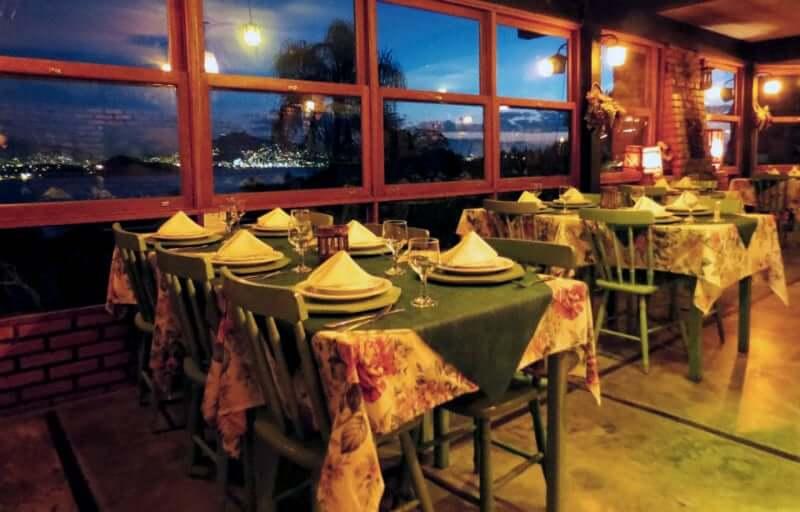 Natal em Florianópolis: Restaurante João de Barro