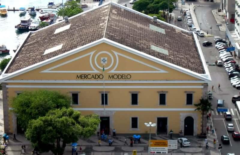 O que fazer no Pelourinho em Salvador: Mercado Modelo