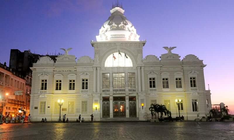 O que fazer em Salvador: Palácio Rio Branco