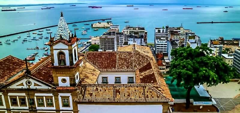Onde ficar em Salvador: Centro