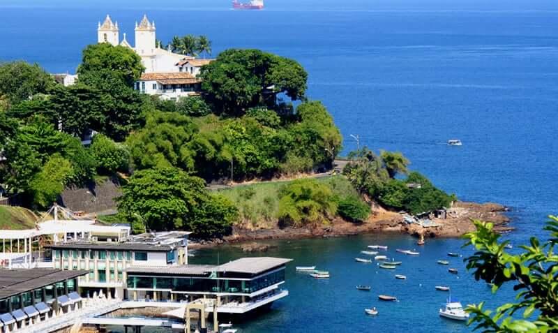 Onde ficar em Salvador: Santo Antônio