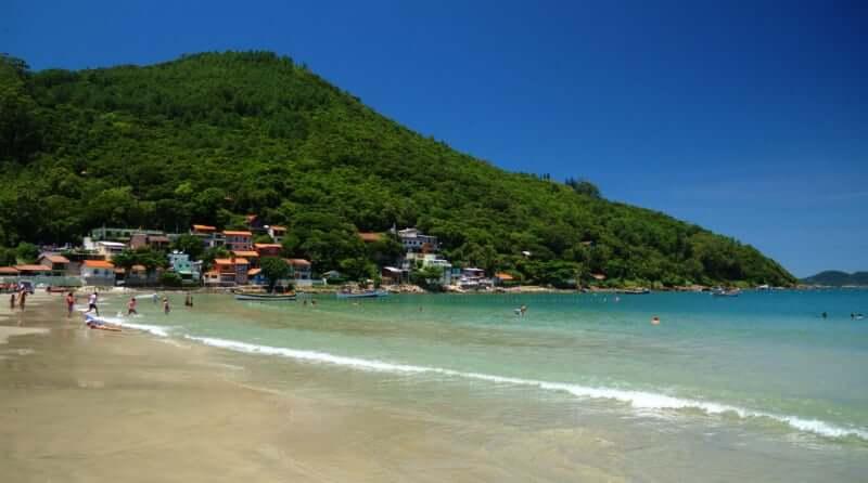 Praias do sul de Florianópolis: Pântano do Sul
