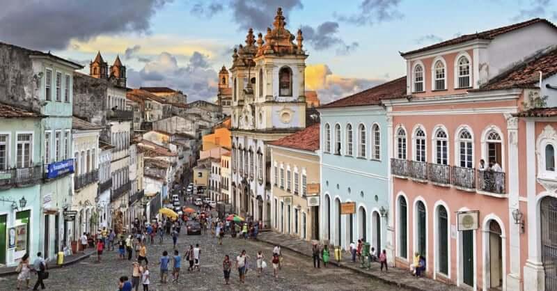 Passeios em Salvador: Pelourinho