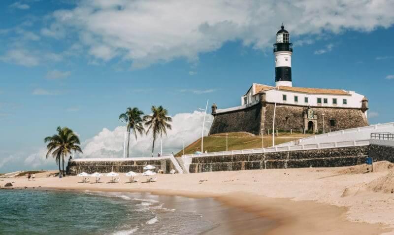 Passeios em Salvador: Praia Porto da Barra