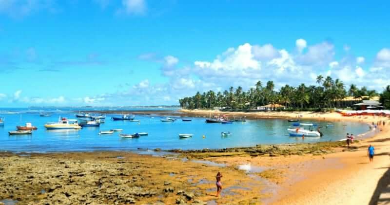 Passeios em Salvador: Praia do Forte