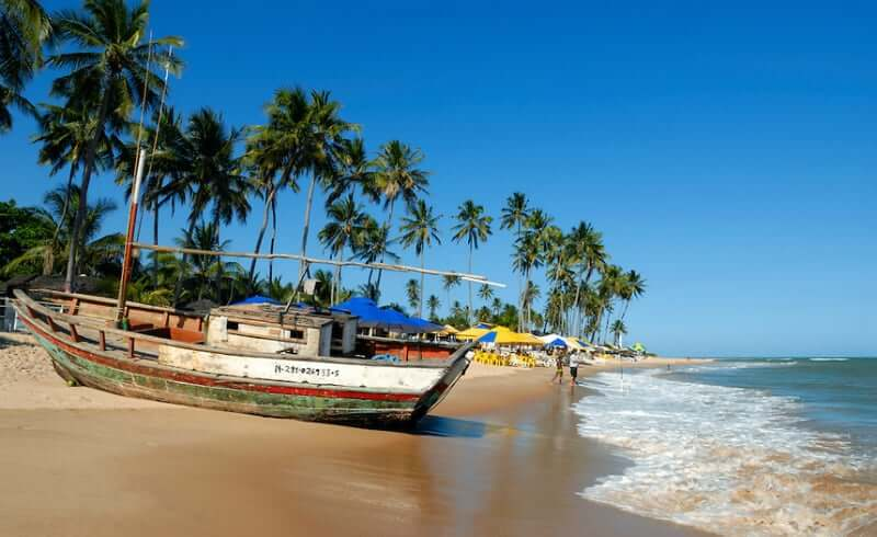 Pontos turísticos em Salvador: Praias