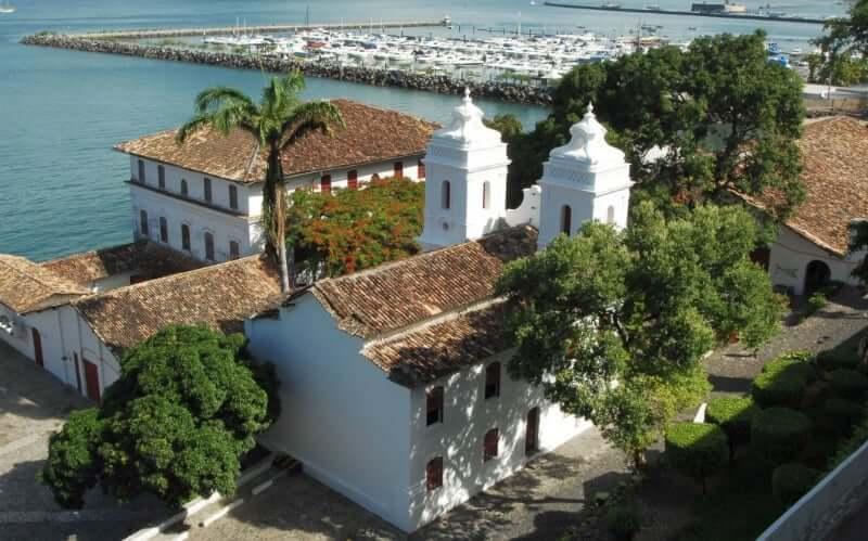 Pontos turísticos em Salvador: Solar do Unhão