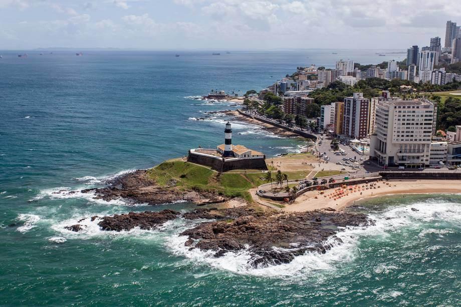 Pontos turísticos em Salvador: bairro Santo Antônio