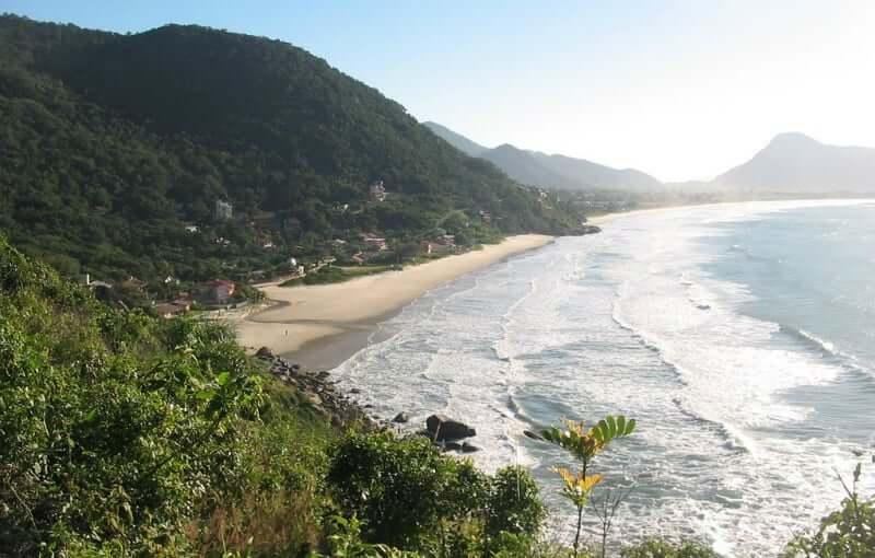 Praias do sul de Florianópolis: Praia da Solidão